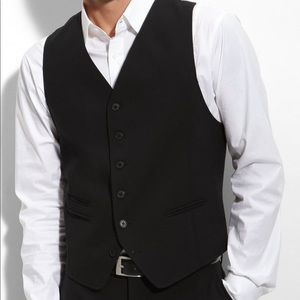 John Varvatos Serge Men's Vest